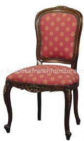 Louis Carved Dining Chair
